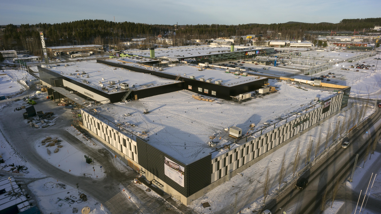 Ainoa-kerrostalot Kuunkiertymä & Valkean Virittäjä