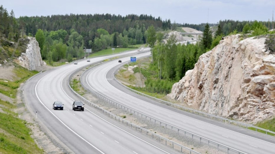 E18 Highway, Finland