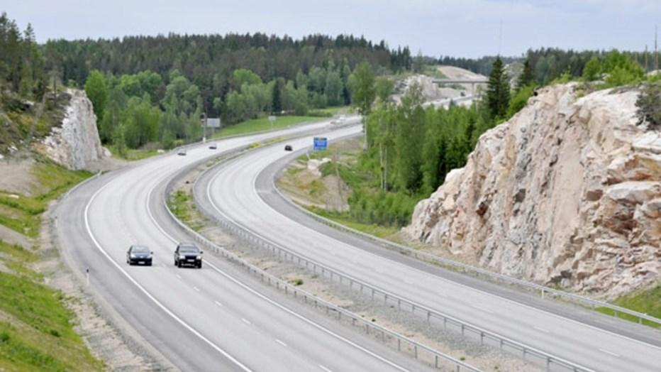 E18 Muurla Lohja Moottoritie Www Skanska Fi
