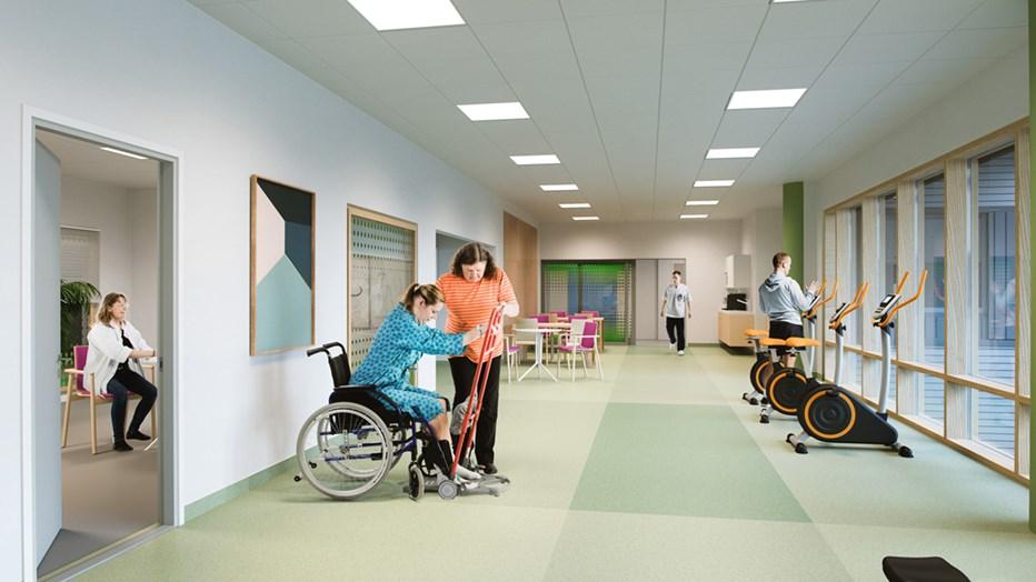 Rakentaminen Alkaa Kainuun Uuden Sairaalan Tyomaalla Kajaanin
